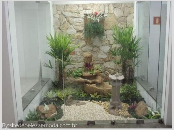 حديقة زجاجية
